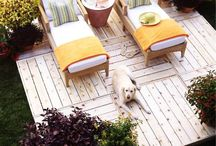 Timber deck / by Barb Zwarts