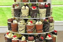 WEDDING ~ Chocolate Lovers / Great wedding ideas for all of you chocolate lovers.