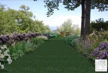 Garden project / rendering for garden project