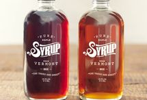 Syrup packaging