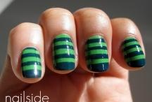 Stripe NAILs - By Nina Maria
