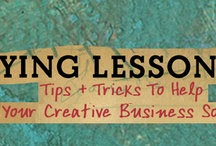 New Business Things / by Samantha Burns-Orlando