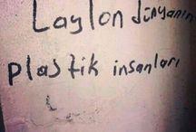 Duvardan sözler