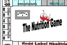 Nutrition / by Aimee Hicks