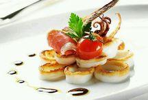 Sea food..