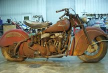 Vintage Motorcycles / by Harry Hansen