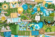 Digital Scrapbook Kits Wishlist / by Amber Thornton