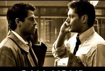 Supernatural / I ship Destiel so I warn you: If you don't like that ship, go away.. (here are also fun moments but...)