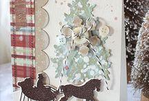 Holidays-Christmas Cards & Tags