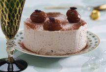 Dessert Marron Glacé