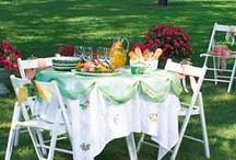Outdoor luncheons