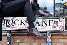 Zapatos para hombre / Encontraras la selección de zapatos para hombre que puedes encontrar en el Baúl de Anuki.