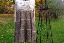Upcycled Fashions / Because I'm a Gypsy