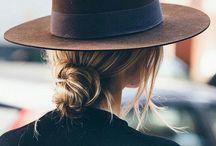 hats boho