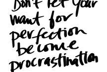 Motivation / by Lynn Little