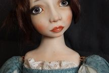 Куклы/my dolls / Авторские куклы Тони Надточий