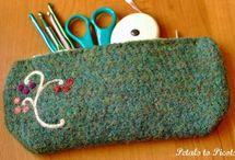 crochet / by Sylvia Stock