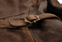 Leather / A beautiful material. My favorite material. / by Erik Smith