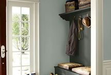 Entryway decor / Decorating ideas for entry ways / by Alma Arnold