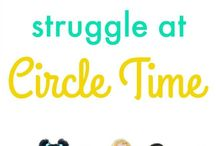KG circle time