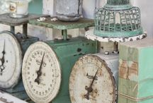 Patina {Home Decor} / ...better with age!