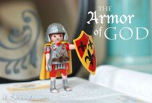 armor of God lessons