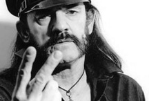 Lemmy / by GoonSquadSarah