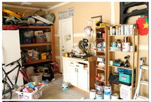 Garage and Mudroom