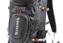 Fly-Fishing Gear We Want / Fly fishing gear.  Rods, reels, packs, bags, waders, boots, cases, fly boxes.