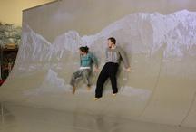 Artes escénicas y multimedia / Diseño escenográfico y dispositivos tecnológicos para artes escénicas.