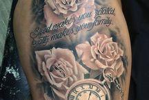 Häftiga tatueringar