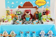 Cole's Woody Buzz Party