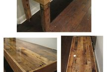 Coffee Table Inspiration  / by Alexis Hanks