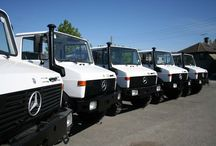 Unimogs in industry - Atkinson Vos / Atkinson Vos can provide a tailored Unimog solution whatever your Industry and wherever you are in the world All vehicles are prepared to the highest standard having undergone a thorough inspection by our experienced team.  We support our customers throughout the working life of the Unimog and can supply comprehensive spares packages to keep your Unimogs productive even under the most testing conditions.