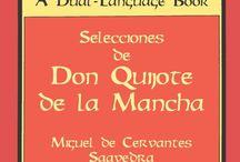 Don Quijote de la Mancha / by Mallori Allen