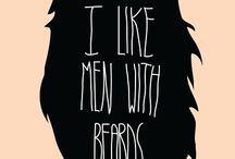 Love me some beards  / by Claire Digiovanni