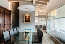 Attic Apartment Design