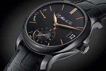 H. Moser & Cie / Découvrez dès maintenant certains des plus beau modèle de H. Moser & Cie, un petit horloger suisse aux grandes réalisations !