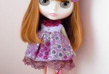 Blythe Doll / by Michelle
