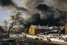 Jacob van Ruisdael  (1628-1682)