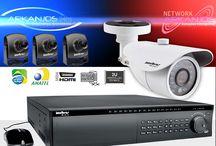 Câmeras de Segurança / Câmeras de segurança - Veja em seu SmatPhone