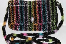 loom band purse patterns