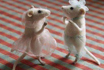 Mice / by holly stockham