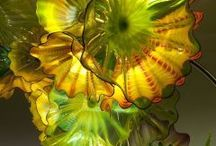 Dale Chihuly / American glass artist