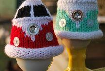 I ♡ knitting / ..inspiration & pattern.. / by Hanne - K