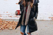 Zimowo stylowo