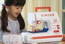 Children Sewing Machine / Easy children's sewing machine ideas