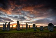 Standing stones, stone circles & Neolithic sites