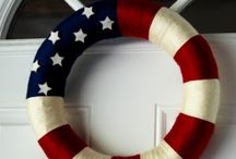 Fourth of July / Fourth of July/Independence Day DIY, crafts, and home décor