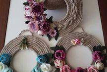 Rope crafts ✂️